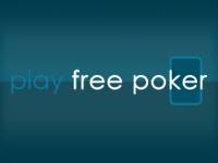 Play Free Poker Logo